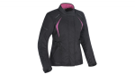 Oxford Dakota 2.0 Ladies Textile Jacket Black Pink
